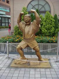 """""""両さん像を巡る!!!!!"""""""