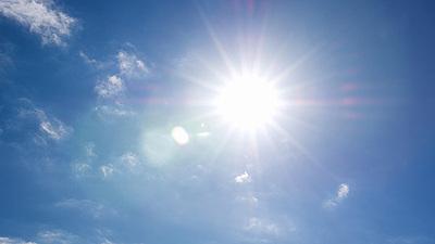 6月は紫外線の強さがMAX?!