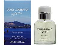 香水激安通販 人気ドルチェアンドガッバーナ メンズ香水 ライトブルーディスカバーヴルカーノ