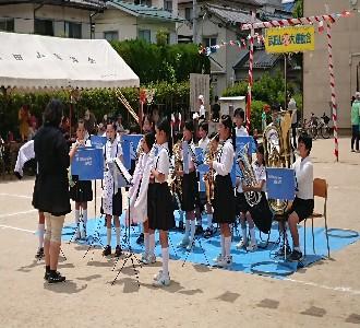第43回 武田山大運動会…にて!