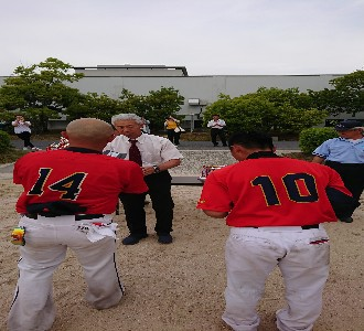 第39回安佐南区民スポーツ大会…にて!