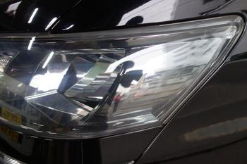 今日はスーパーダイヤモンドメイクの施工にヘッドライト、フロントガラスリペア、ウルトラヴィジョンフィルムの施工などです。