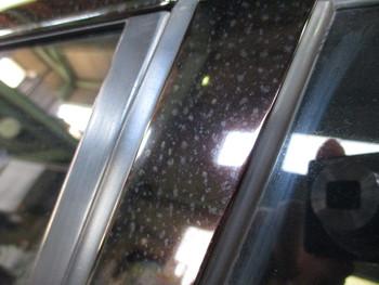 今日はマジェスタの、セルフリストアリングコートの研磨に、BMWのモールラッピング等の話です。