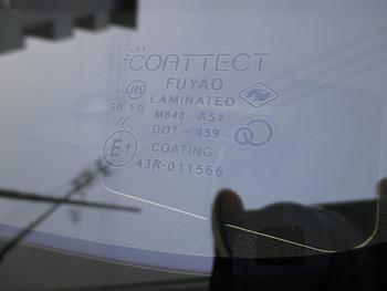 今日は室内クリーニングにドアノブのプロテクションフィルム、ハイエースにコートテクトガラスを装着等の話です。