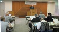 通常総会へ参加 埼玉県蕨市製造業の組合