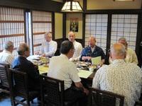 蕨鉄工業協同組合の通常総会に参加しました。