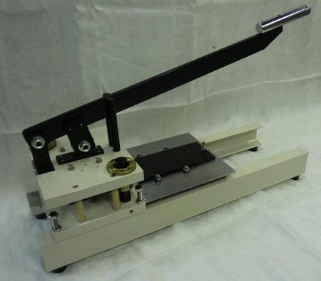 手動式打抜き装置(標準タイプ)