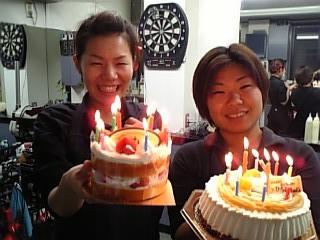 Happy Birthday@足立区 理容室 ヘアサロン