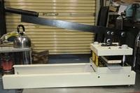 [手動型]打抜き機、型抜き機、切断機|切断打抜きメーカー㈱中央カッター