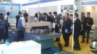 国際スリッター資材設備(上海)展示会風景