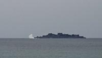 軍艦島❗全速前進‼️
