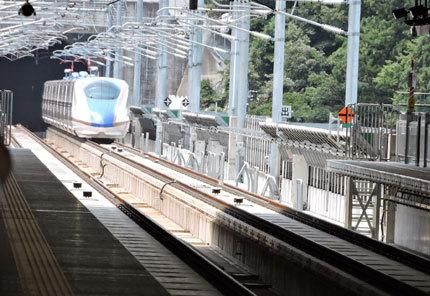 北陸新幹線がやってきた!