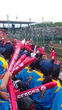 日本リーグ観戦