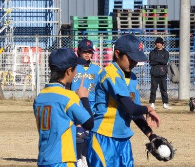 行田市少女ソフトボール大会