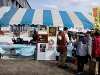 市民祭りに参加してきました。