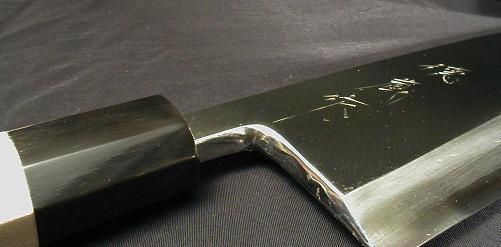 徳蔵作、和包丁(出刃):各種刃...
