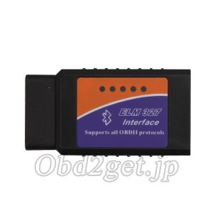 Bluetooth elm327コネクタ