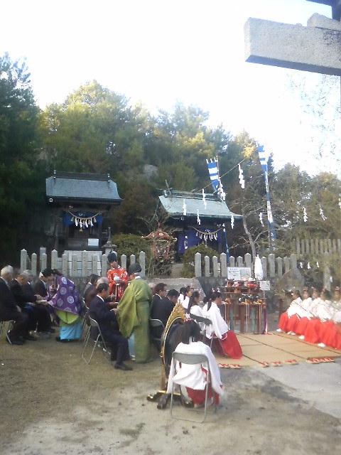 広島県・熊野町 榊山神社