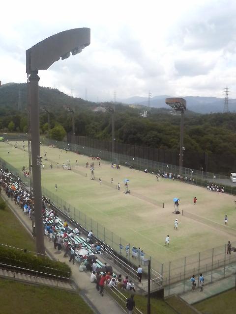 広島県立びんご運動公園テニスコート