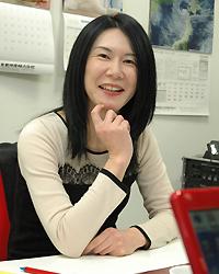 FM東広島  井上葉子さん
