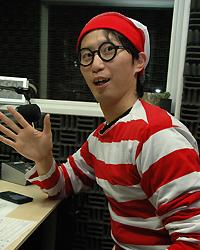 FM東広島 森新太郎さん