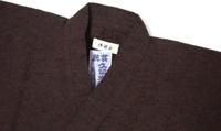一つ上の久留米織作務衣。