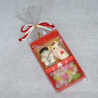 日本の祝い菓子 金平糖