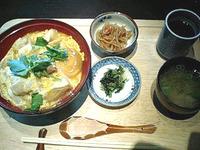 日本一!地鶏の親子丼を食べる@縁(えにし)