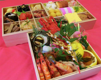新春おせち料理及びコース料理のご案内