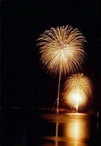 東広島花火大会を眺める超絶景の場所