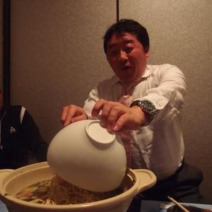 壱岐にて、華美牛試食会ふたたび