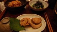 日本の炉端焼き発祥の店 仙台市国分町 「炉ばた」
