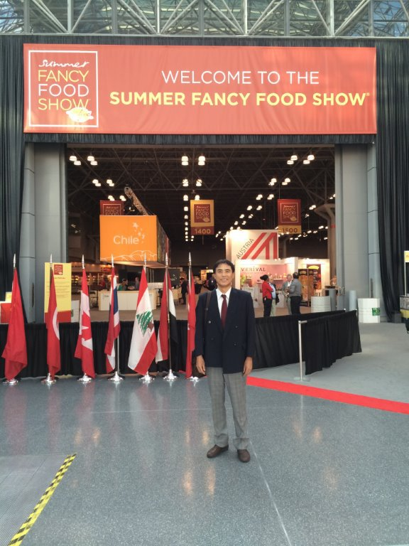 Summer Fancy Food Show 2014