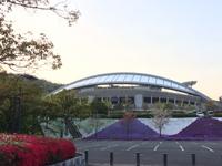 5月2日 エディオンスタジアム広島にて