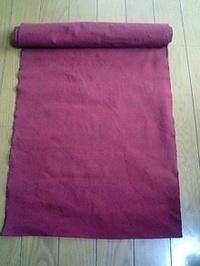 祭り帯、新商品巾36センチ長さ3メートル会津もめん、祭り用「巻き帯」