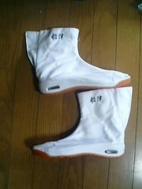 お祭りエアー足袋ネーム刺繍します/