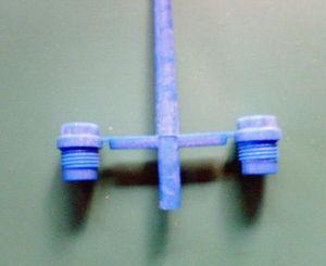 樹脂金型によって生まれたプラスチック製