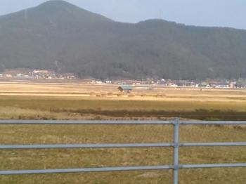 宇和町西山田にて
