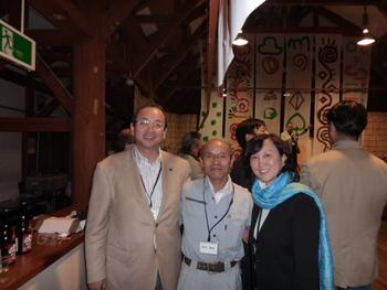 ローカルサミットが富山県南砺市で開催