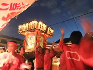 11月3日、蕨のお祭り~☆