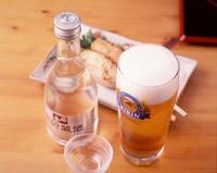 生ビールが美味しい!
