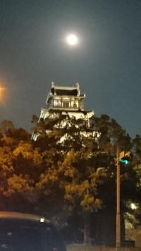 平成最後の満月!