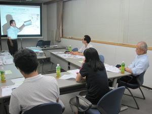 H24.9.6開催の販売促進方法セミナー