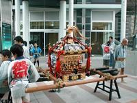 和楽備神社秋祭り